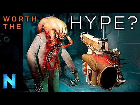 Is VR Worth Buying for HALF LIFE: ALYX?