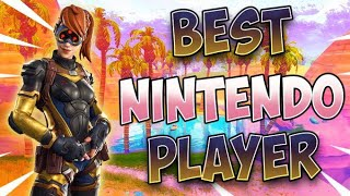 Fortnite Best Nintendo Switch Player 1230+ Wins!! Solo Squads #positivevibes
