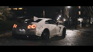 Night Lovell - Dark Light / Liberty Walk GTR Showtime