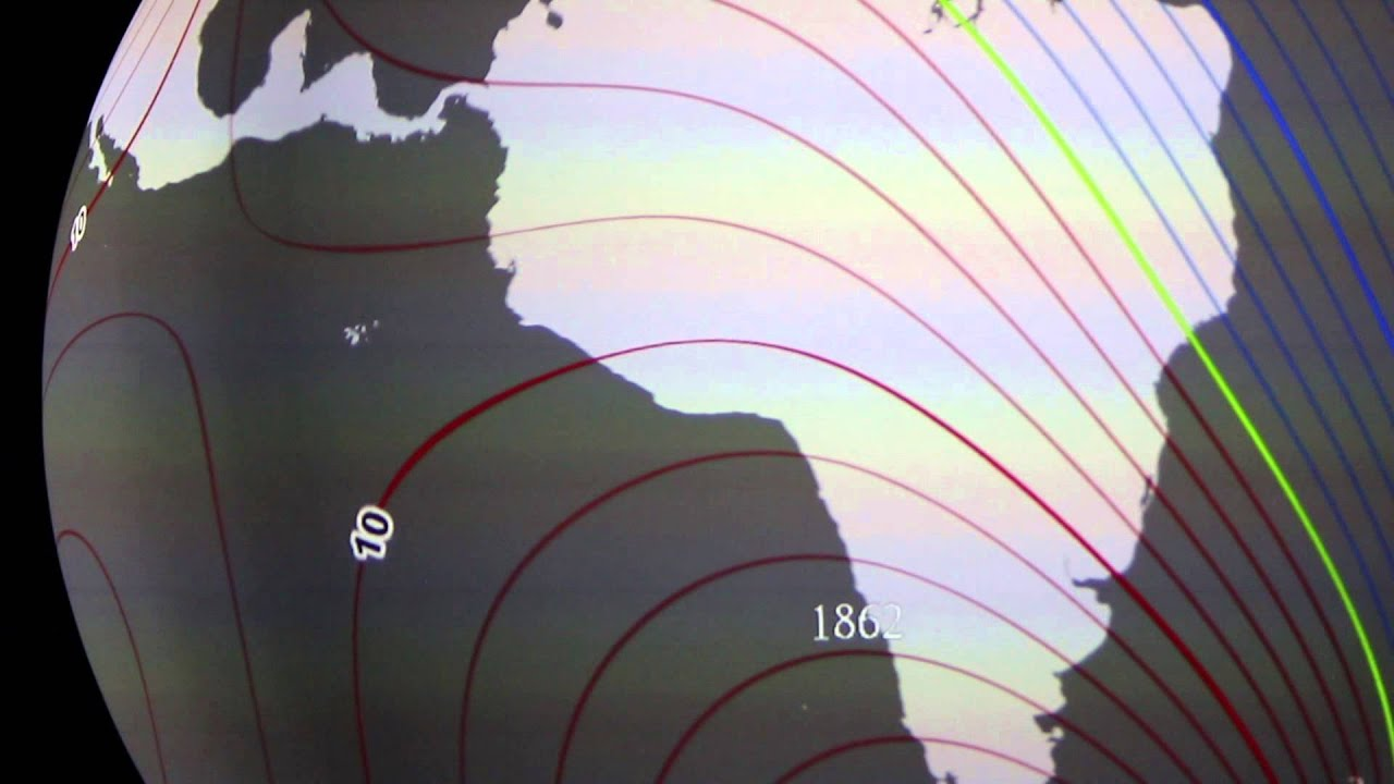 Magnetic Declination (Variation) | NCEI