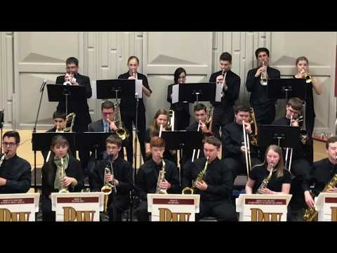 Bishop Watterson High School Jazz Band Spring Concert 2019