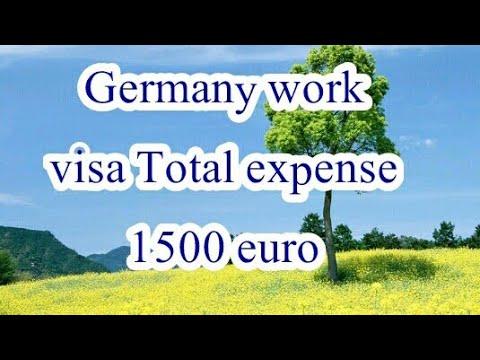 Germany job seeker visa requirements