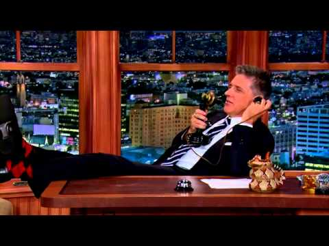 The Late Late  with Craig Ferguson : Lewis Black  Dawn Olivieri 19 March, 2014