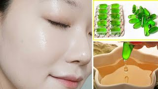 Glowing skin k liye vitamin e ka use// vitamin e capsule uses, benefits and side effects //evion 400