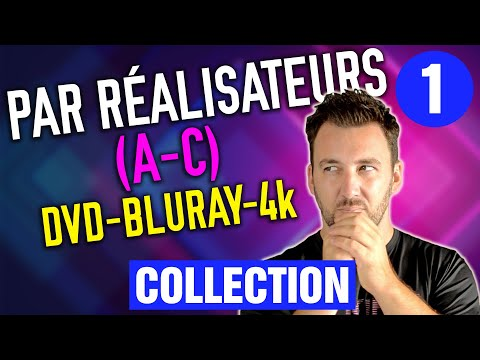 Ma collection de DVD/BLU RAY (partie 1 - 1000 ABONNES) streaming vf