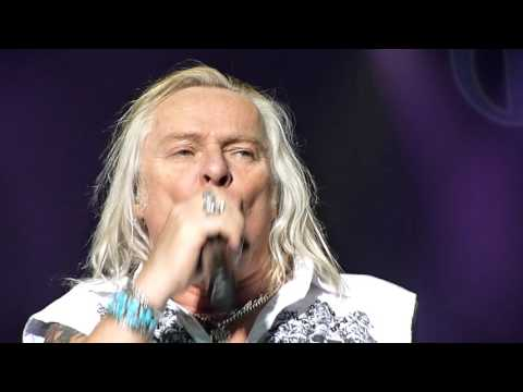 Uriah Heep - Free Me (Crocus City Hall, Moscow, Russia, 15.10.2015)