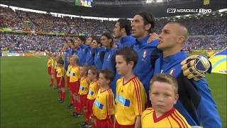 Anthem of Italy v Ghana FIFA World Cup 2006