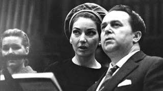 Maria Callas Remastered at Abbey Road: interviews with the sound engineers thumbnail