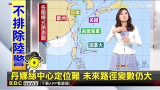 氣象時間 1080716 早安氣象 東森新聞