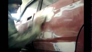 Ремонт кузова ваз 2105 часть 1(Это видео создано с помощью видеоредактора YouTube (http://www.youtube.com/editor), 2014-04-05T15:10:10.000Z)