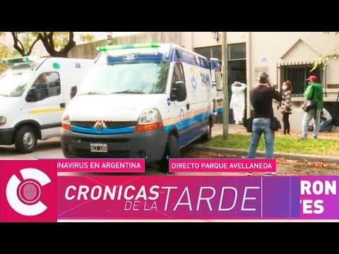 Crónicas de la tarde – Programa 22/04/20 – Peligro en geriátricos por coronavirus