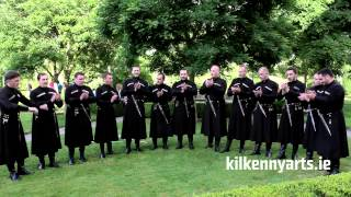 Kilkenny Arts Festival 2014: Basiani Ensemble at Butler House Gardens