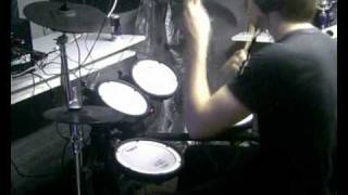 Joey Wojcik: Flo Rida - Club can't handle me Drum cover