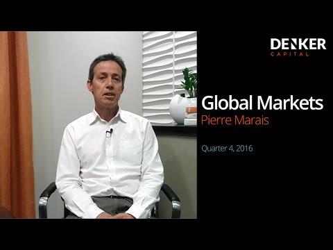 Denker Capital newsletter Q4 16: Overview of global markets