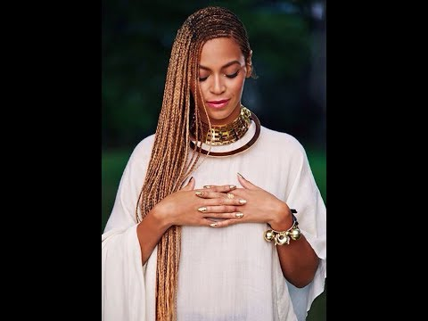 Beyonce' Cornrows l DIY l Red Cornrows with Xpressions Hair.