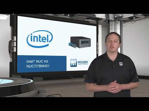 Intel NUC7i7BNHX1 Kit with Optane Memory   New Product Brief