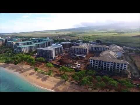 The Westin Nanea Ocean Villas - Construction Update 10-05-16