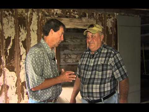 Illinois Stories Ursa Log Cabin WQEC TV PBS Quincy