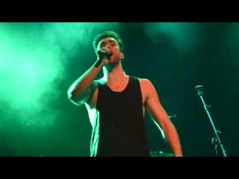 Lawson - Brokenhearted & Learn To Love Again live at  the O2 Islington 25.10.16