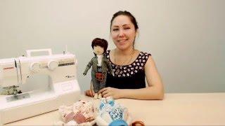 Одежда для кукол своими руками / Одежда для кукол своими руками из ткани