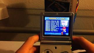 Crappy fake NES Games on GBA Clone (HD/720p, Deutsch)