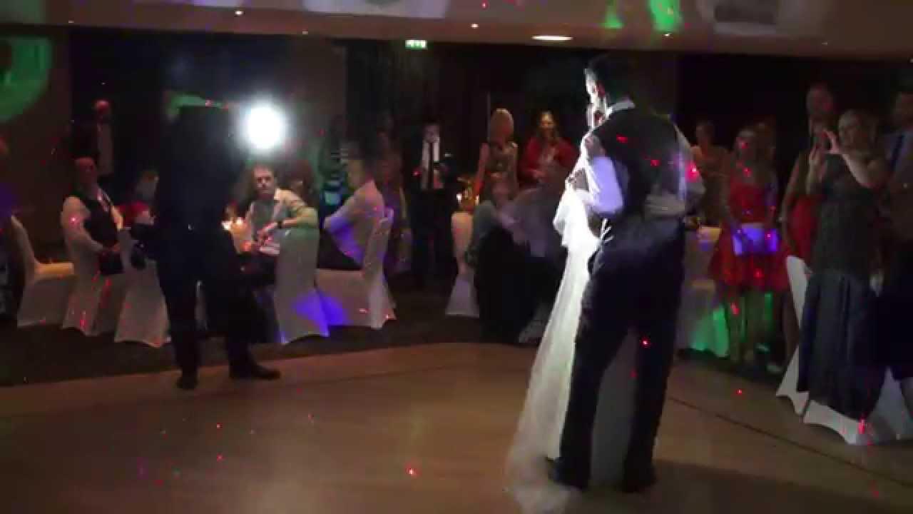 Gemma Steves First Dance 230814 Everywhere By The Mac Kabuki Wedding Band