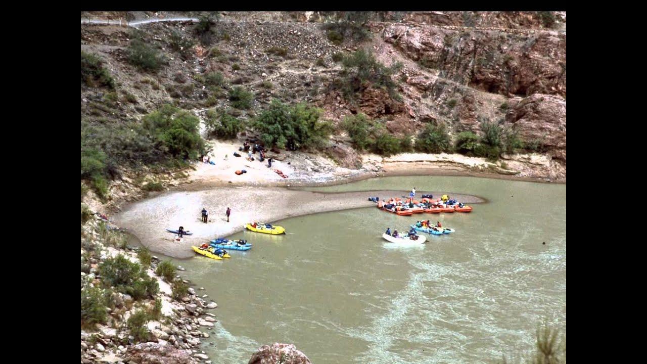 Phantom Ranch At The Bottom Of Grand Canyon You