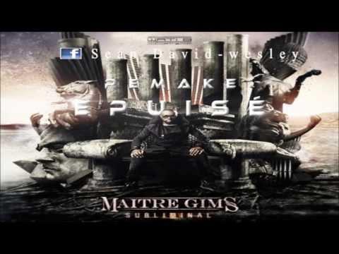 Maitre gims - Epuisé Instrumental