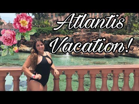 I NEEDED A BREAK! | Atlantis Resort in the Bahamas | Keto Kat Vlogs