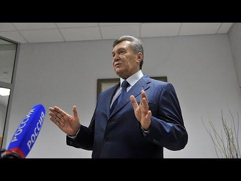 Ukraine: exiled ex-President Yanukovych's testimony cut short in Maidan murder trial