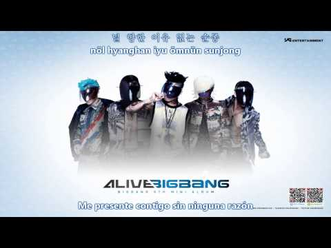 Big Bang - Love Dust [Sub Español + Hangul + Romanización]
