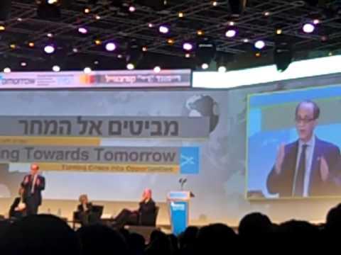 Ray Kurzweilai on Futurism and Nano-Tech
