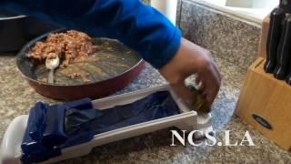 Dolma / Sarma / Stuffed Grape & Cabbage Leaves Rolling Machine