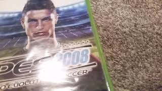 All my games on my xbox one and xbox 360