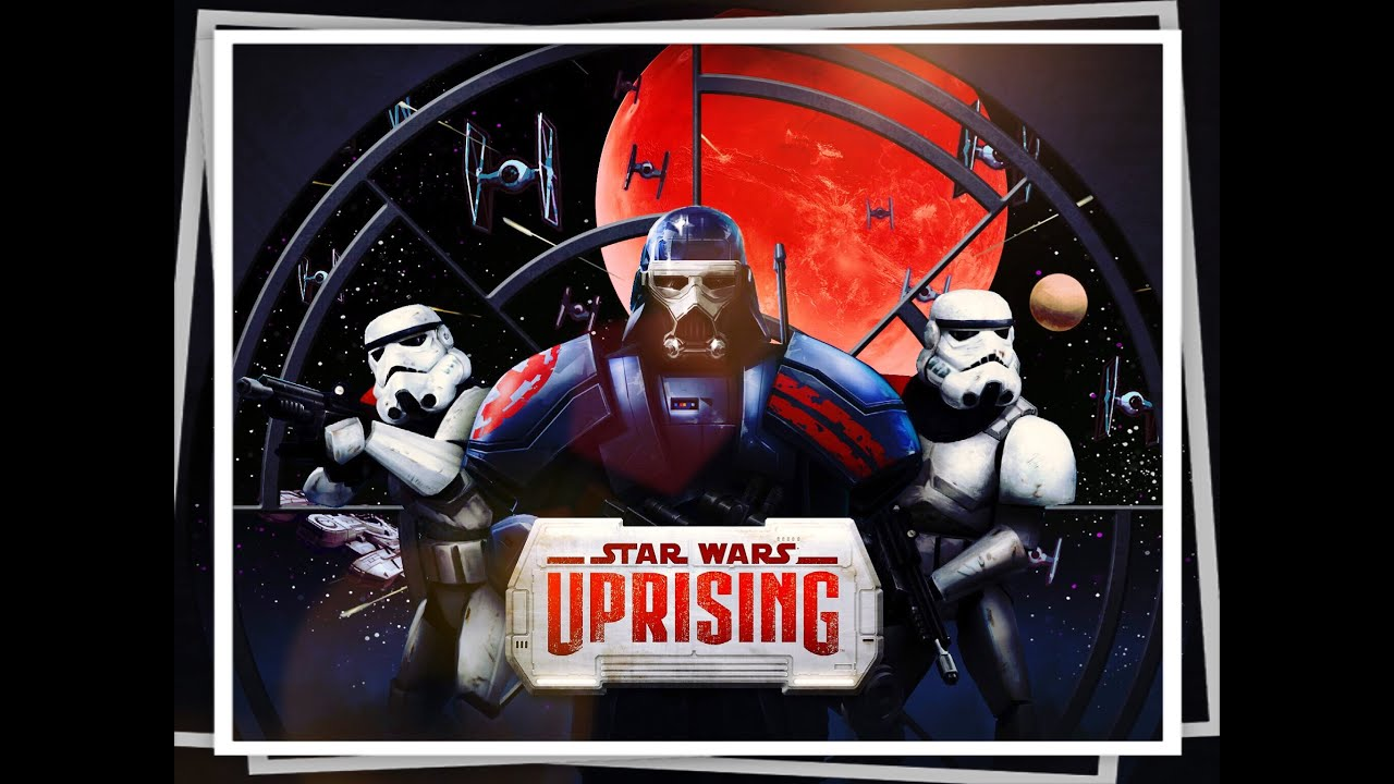 Star Wars Uprising Gameplay Iphone Ipad Ipod Touch Android Full HD By Kabam
