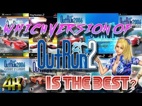 Which Version Of Outrun 2 Is The Best? Let's Discuss! (upscaled 4K)