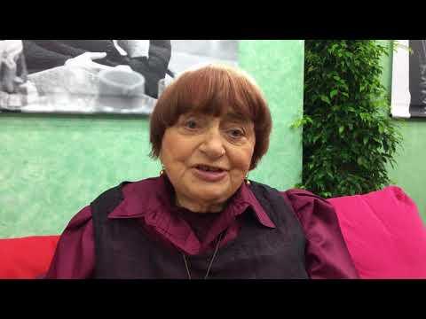 Agnès Varda says hello to her Austin fans   Austin Film Society