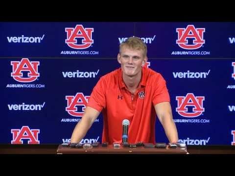 Auburn kicker Daniel Carlson can hit 70-yard field goals
