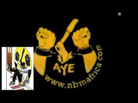 NBM Black Axe - Irete Aye (Axe) Forum Jolly LP