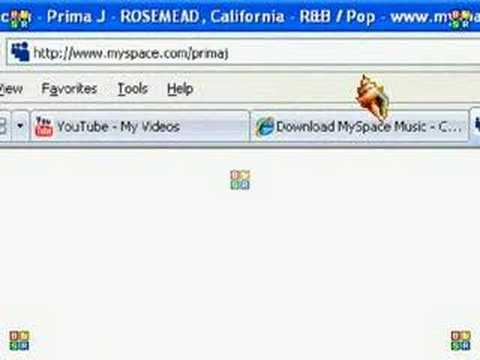 How to download myspace songs in one minute and free!
