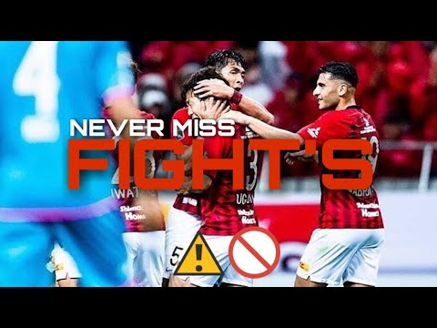 Best Football Fights • Never Miss • ⚽