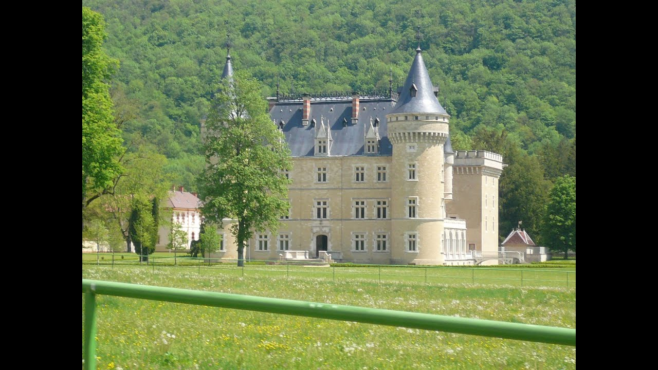 34 bedroom French Chateau in the Jura, France - 53,000,000 ...