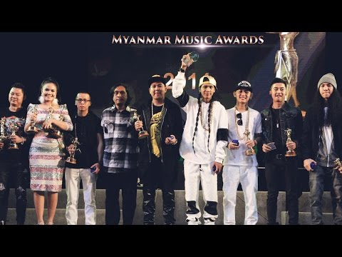 2014 Myanmar Music Award In Yangon - Part 1