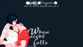[Vietsub] When Night Falls - Eddy Kim / While You Were Sleeping OST 1