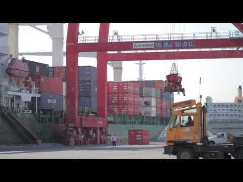 Expanding Northwest Ports