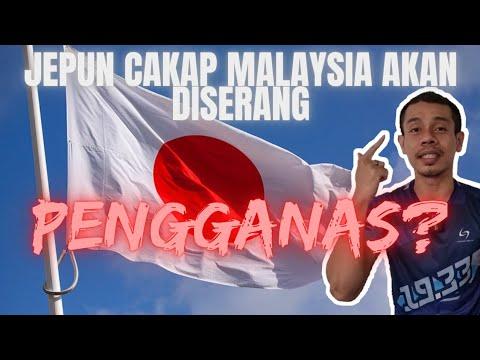 Download JEPUN BAGITAU MALAYSIA AKAN DISERANG PENGGANAS?   AKU TANYE ORANG JEPUN SENDIRI