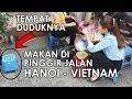 MAKANAN JALANAN DI HANOI SEPERTI APA YA ?!? VIETNAM STREET FOOD