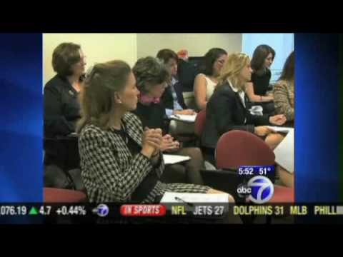 Pace Law New Directions Program on ABC7 News