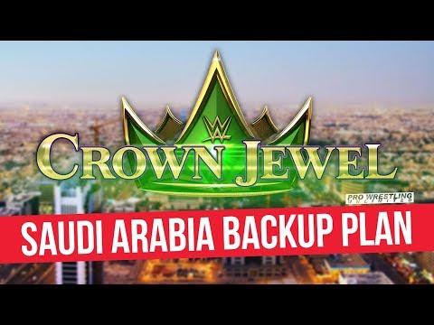 WWE Working On Possible Backup Plan For Crown Jewel In Saudi Arabia