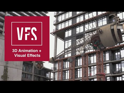 Mandioca - Vancouver Film School (VFS)